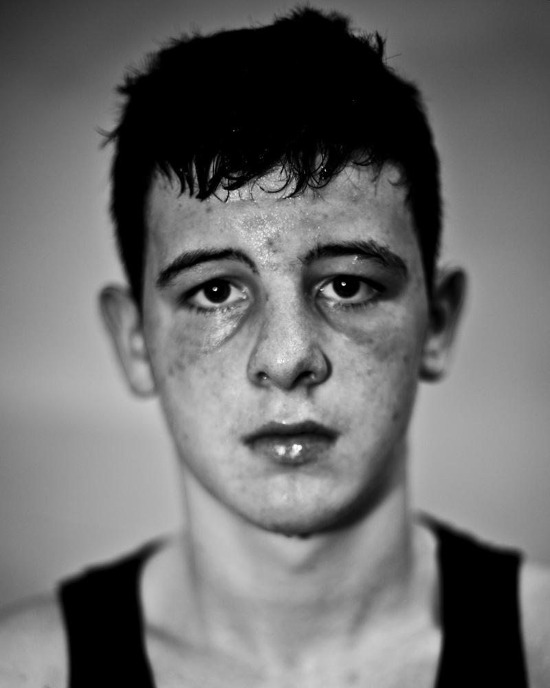 """David Brunetti Documentray Photographer boxing"""