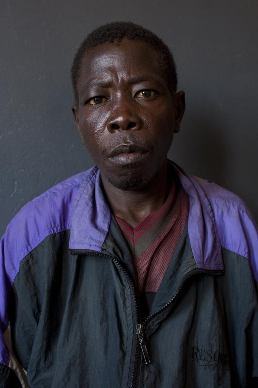 """David Brunetti, Pader, police station, Uganda, Africa"""