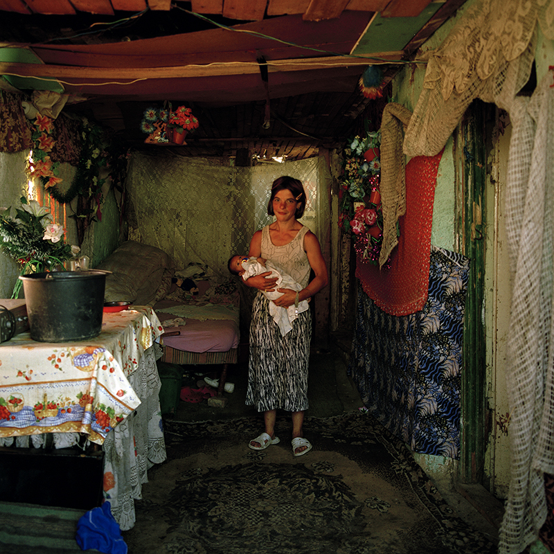 """David Brunetti Photography; Documentary Photography; Photojournalism; Portrait Photography; portrait; portraiture; Reportage; gypsy; Rroma; Romania; discrimination; minority rights"""