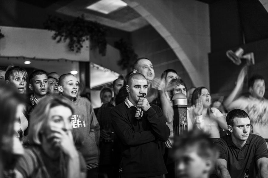 """""""David Brunetti Photography, London, boxing, boxer, sport photography, London boxing club"""""""