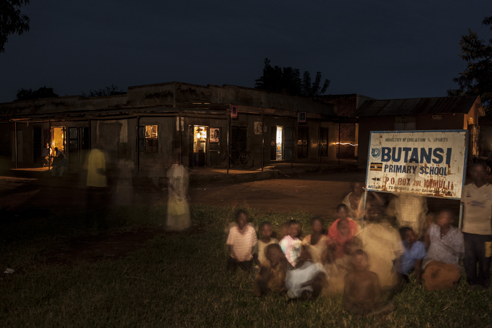 """David Brunetti; Documentary; Documentary Photography; Photography; Photojournalism; Reportage; Africa; Uganda; Butansi; rural Africa; education; boarding school; orphans"""