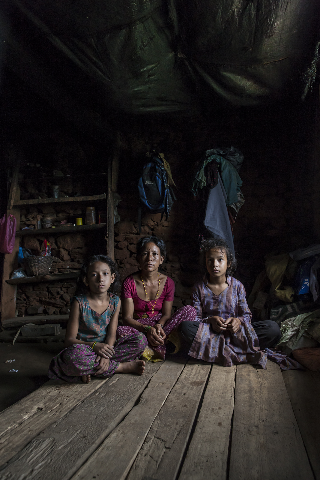 """David Brunetti; Documentary; Documentary Photography; Reportage; photographic portrait; Photography; Photojournalism; Portraiture; Nepal; Asia; EveryChild; charity; NGO; child labour; children's rights; domestic servants; child domestics"""